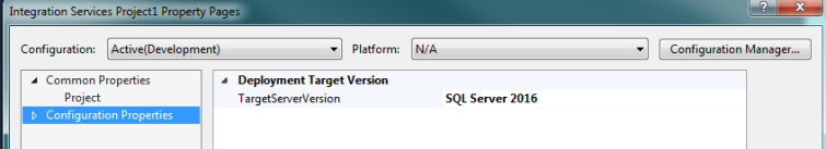Deploy SSIS Packages to any Integration service catalog